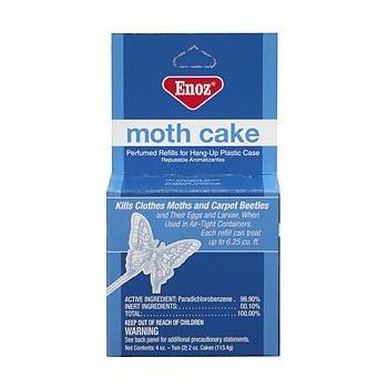 Enoz Moth Cake Refills