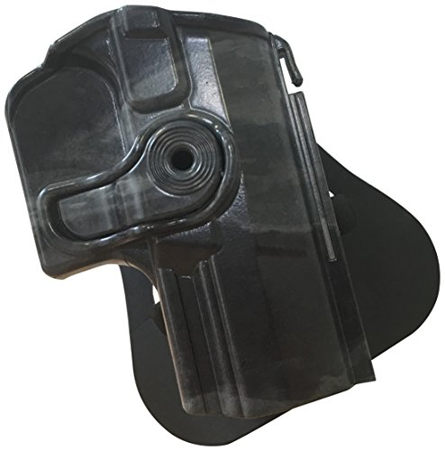 IMI Walther Ppq Polymer Retention Roto Holster, Black (Best Cross Draw Concealment Holster)