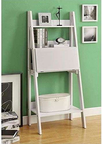 Pemberly Row 61″ Ladder Bookcase