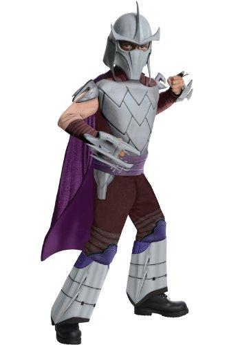 Teenage Mutant Ninja Turtles Deluxe Shredder Costume, Medium