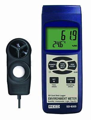 Reed Environmental Meter and Data Logger