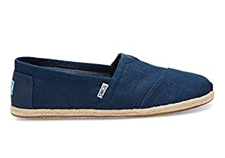 TOMS Navy Linen Rope Men's ALPR ESP 10008553 (Size: 9.5) (B01BX6Z036) | Amazon price tracker / tracking, Amazon price history charts, Amazon price watches, Amazon price drop alerts