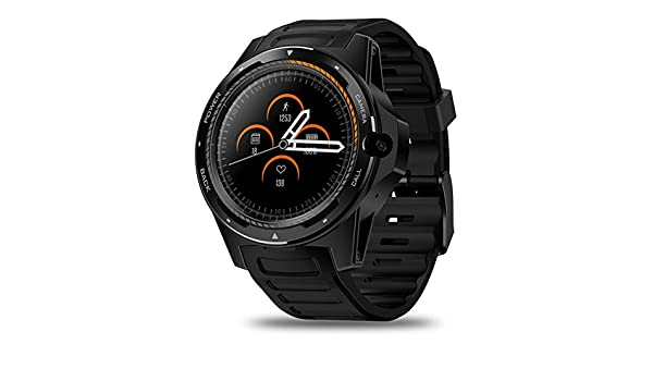 ZLOPV Pulsera Activa Dual Systems SmartWatch teléfono Android 2GB ...