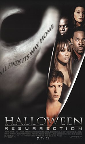 Halloween Resurrection 2002 Authentic 27
