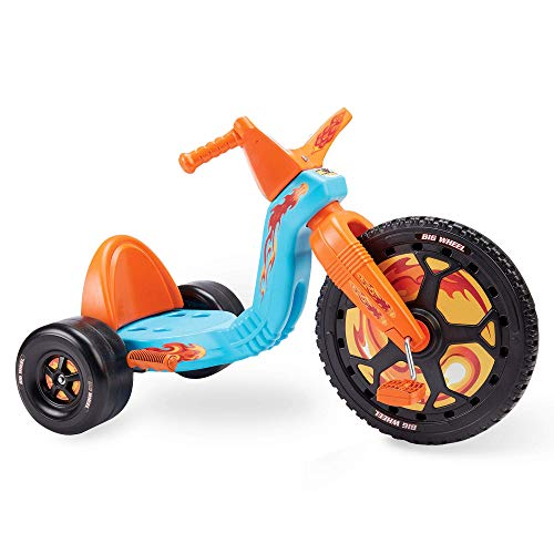 (Original Big Wheel Spin Out Low-Riding Tricycle Racer)