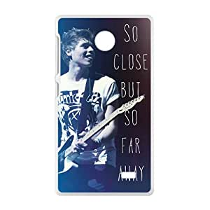 Youthful guitar prince Cell Phone Case for Nokia Lumia X