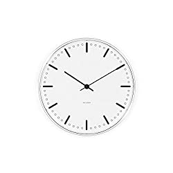 Rosendahl Arne Jacobsen City Hall Wall Clock (6.3 Dia.)