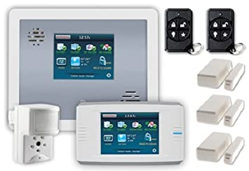 livewatch security pltnmpckkf1 livewatch affordable wireless home securty burglar alarm package