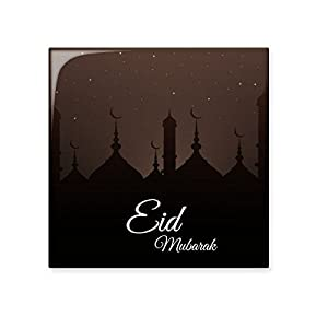 Islam Islamism Religion Arab Allah Faith Pilgrimage Night Great Mosque Totems Decoration Art Pattern Ceramic Bisque Tiles for Decorating Bathroom Decor Kitchen Ceramic Tiles Wall Tiles durable modeling