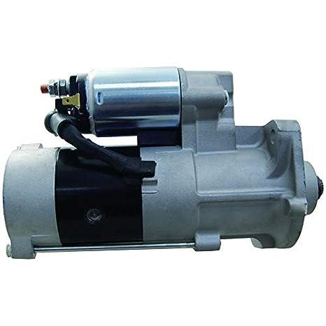 NEW STARTER KUBOTA TRACTOR M6800 M8200 M8540 M9000 1C010-63010 1C010-63011