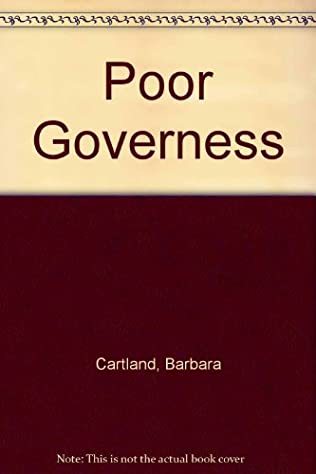 book cover of Poor Governess