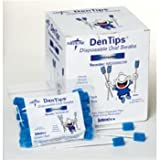 Dentips Oral Swabs Case Pack 500 Dentips Oral Swabs Case Pack 500