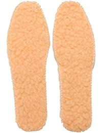 1 Pair Soft Warm Fleece Shoes Boots Sneakers Thermal Insoles Insert Foot Pads