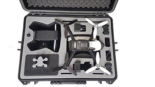test drone hubsan h107d