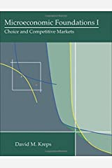 Microeconomic Foundations I: Choice and Competitive Markets Hardcover