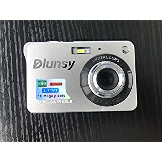 "Dlunsy 2.7"" LCD Rechargeable HD Digital Camera"