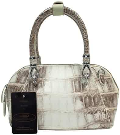 be0716f18fe8 Shopping exotic.leather - Whites - $200 & Above - Handbags & Wallets ...