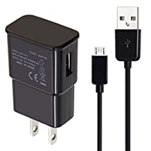 1A AC/DC Home Wall Power Charger Adapter Cord for Amazon Fire TV Streaming Stick