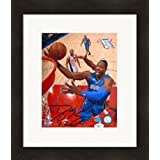 Dwight Howard Signed Picture - 8x10) (JSA Image #9 Matted & Framed - Autographed NBA Photos