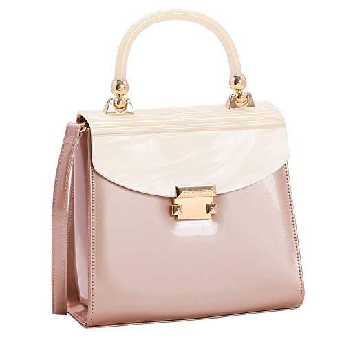 Bolsa Feminina Chenson Glamour Marmorizado de Mão 3483032