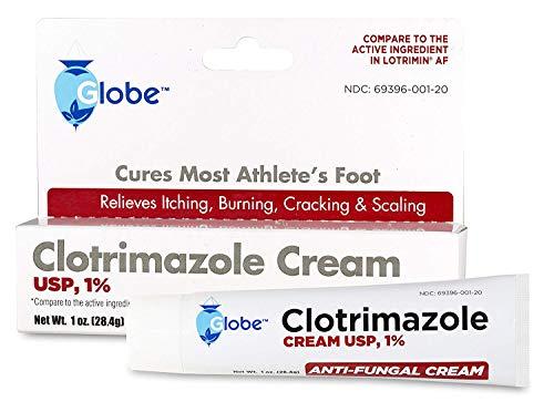 Clotrimazole Antifungal Cream 1%