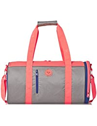 Bags - Roxy El Ribon 2 Roxy Sports Duffle Bag - Heritage Heather
