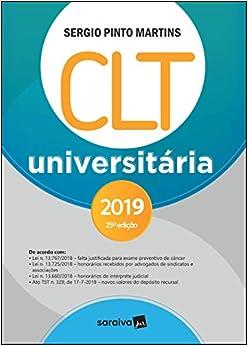 CLT Universitária - 25ª edição de 2018