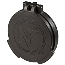 NightForce Objective Flip-up lens caps - BEAST, ATACR 25x F1, Black by NightForce