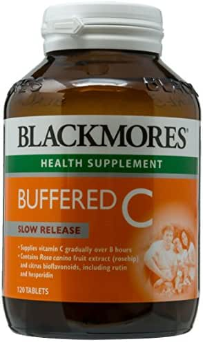 Blackmores Buffered C 120tabs