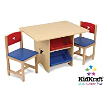 KidKraft 26912 Star Table and Chair Set