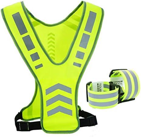 TOURUN Reflective Running Cycling Walking product image
