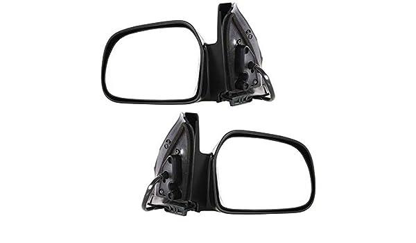 99-05 Tracker Vitara Power Non-Folding Rear View Mirror Left Right Side SET PAIR