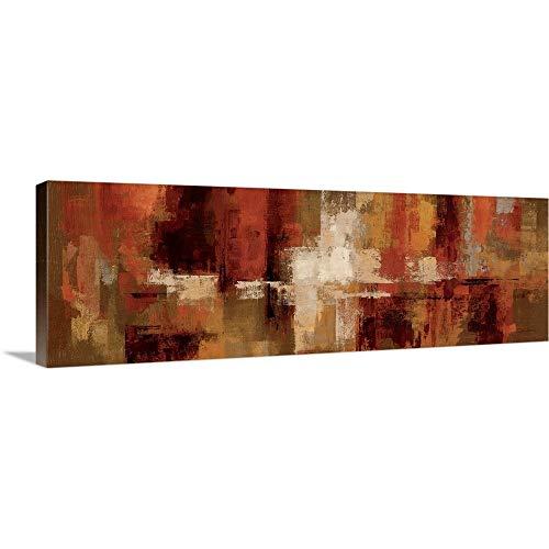 Castanets Crop Canvas Wall Art Print, 60