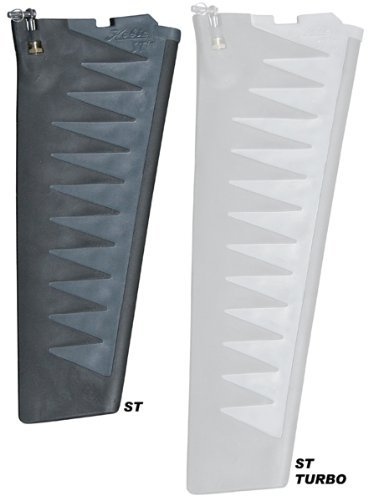 Hobie Mirage ST Fin (Each) Black/Gray ()