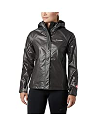 Columbia Outdry Ex Blitz - Chamarra Impermeable y Transpirable para Mujer