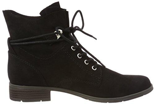 Noir Bottes Tozzi Rangers Marco 25100 black Femme qvXfz