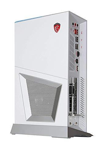 MSI Trident 3 Arctic 8RC-211XEU - Ordenador de sobremesa Gaming (IntelCore i7-8700H, 16GB RAM, 128GB SSD + 1TB HDD, NVIDIA...