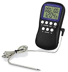 Digital Premium Meat Thermometer with Probe DTH-11