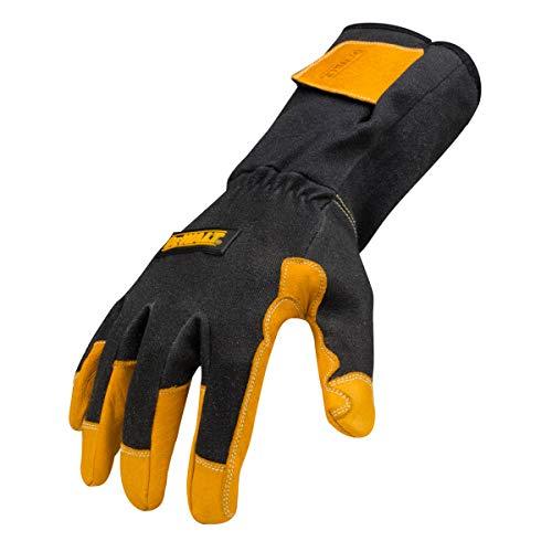 DEWALT DXMF03051MD Premium TIG Welding Gloves, Medium