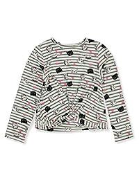 Pink Velvet Kitty Styles L/S Top