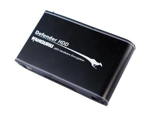 Defender 256 GB External Solid State Drive by Kanguru Solutions (Image #1)