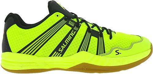 Salming – Zapatillas de balonmano para hombre, color amarillo ...