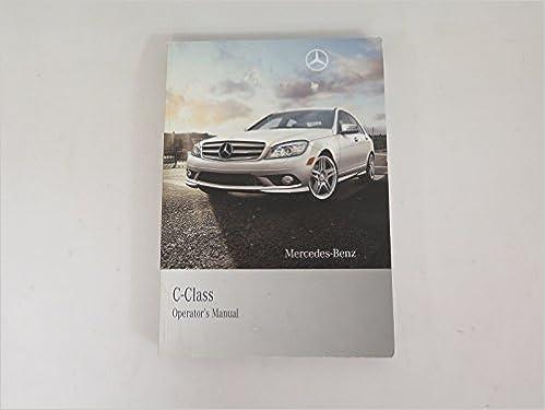 2009 mercedes c300 4matic manual