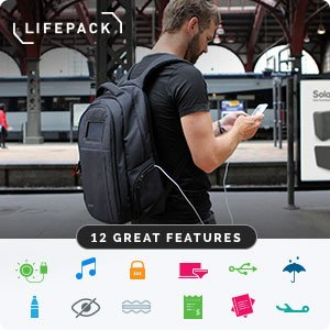 Lifepack-Solar-Powered-and-Anti-Theft-Backpack-with-laptop-storage