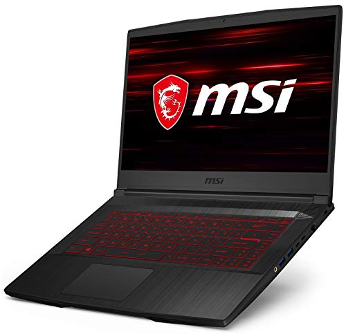 "MSI GF65 Thin Gamer Notebook 15.6"" 144 Hz IPS Intel Core i5 9th Gen 9300H GeForce RTX 2060 16 GB DDR4 Memory 2X 2 TB NVMe SSD Windows 10 Home 64-bit Gaming Laptop Computer PC"
