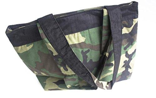 Army Green Diaper Bags - 5
