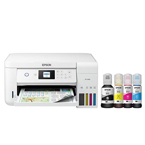 Epson EcoTank Wireless Color