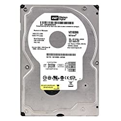 Western Digital Caviar 160gb Udma100 7200rpm 2mb Ide Hard Drive