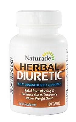 NATURADE®: SPECIALTY PRODUCTS Herbal Diuretic (K.B.11), 120 tabs