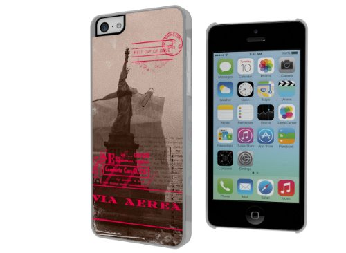 Master Case - Coque iPhone 5C Vintage Case - Liberty